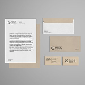 Corporate Identity / Graphic Design - naRua - Advertising & Communication